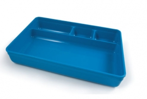AUTOCLAVE COMPARTMENT TRAY