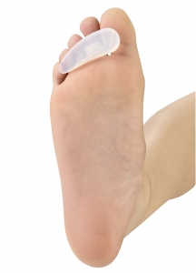 Gel Toe Crest (Pack of 3)