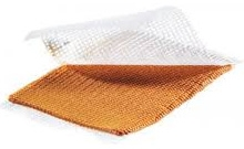 Iodosorb Medicated Sheet Dressing - 6cm x 4cm (<b>Smith</b> & Nephew)