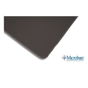 <b>Poron</b> Medical Black Onyx - Abraded One Side (1AB)