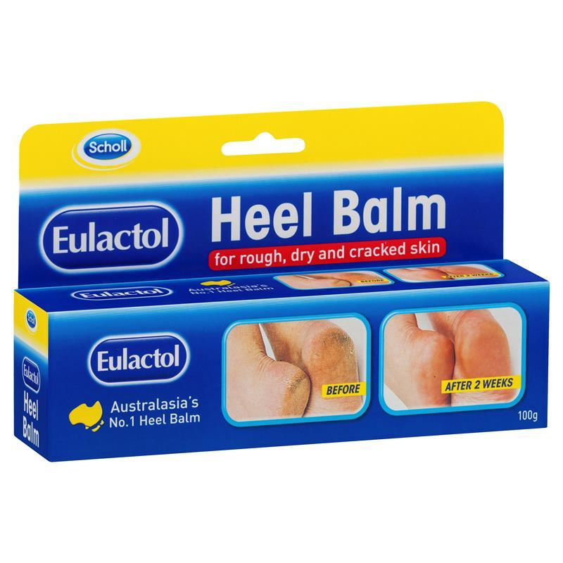 Eulactol Heel Balms