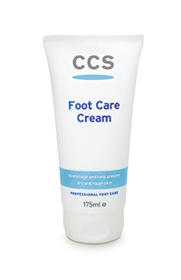 CCS Footcare Cream - 175ml Tube