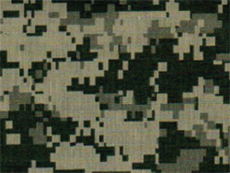 Transfer Paper - Camouflage