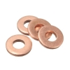 Copper Rivet Washers - 4mm x 11mm