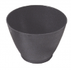 Black Plaster Mixing Bowl
