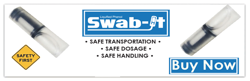 Swab It - Liquified Phenol